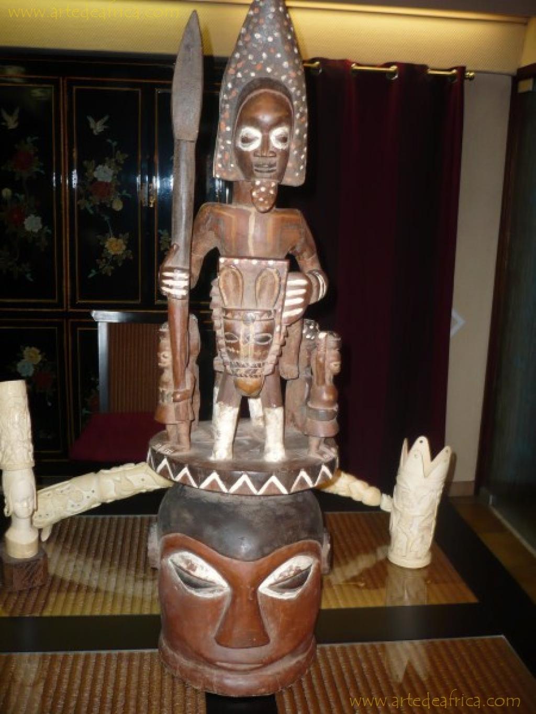 Arte de África :: MASCARAS
